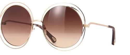 Óculos de Sol Feminino Chloé Carlina - CE114SD 784 58