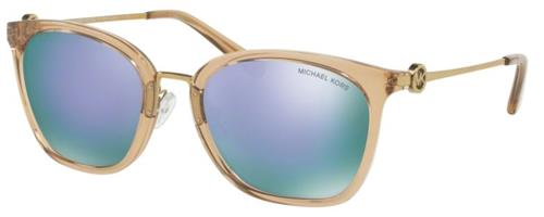 Óculos de Sol Feminino Michael Kors Lugano - 0MK2064 33544V53