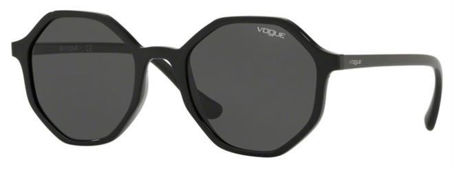 f5bd3bbbe Óculos de Sol Feminino Vogue - 0VO5222S W44/8752 - 0VO5222S W44/8752 ...