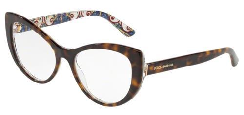 Armação Feminina Dolce&Gabbana - 0DG3285 3178 54