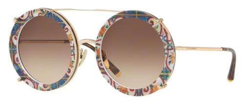 Óculos de Sol Feminino Dolce&Gabanna - 0DG2198 02/13 63