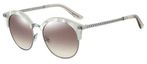 Óculos de Sol Feminino Jimmy Choo Hally - HALLY/S FWM 55NQ