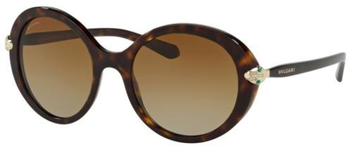 Óculos de Sol Feminino Bvlgari - 0BV8204B 504/T554
