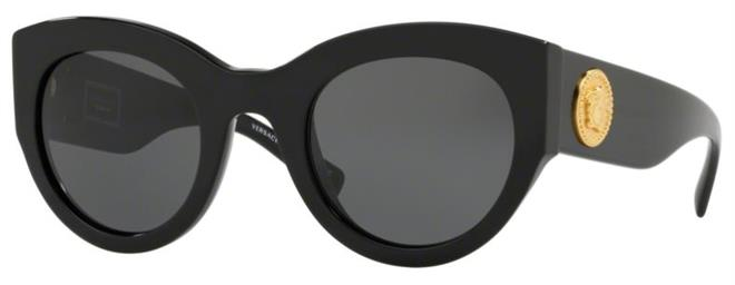 8c4be87e3 Óculos de Sol Feminino Versace - 0VE4353 GB1/8751 - 0VE4353 GB1/8751 ...