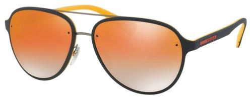 Óculos de Sol Masculino Prada Linea Rossa - 0PS 52SS VIH6U058