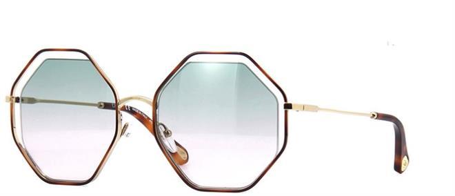 Óculos de Sol Chloé Poppy - CE132S 240 58 - CE132S 240 58 - CHLOÉ 736375fd53