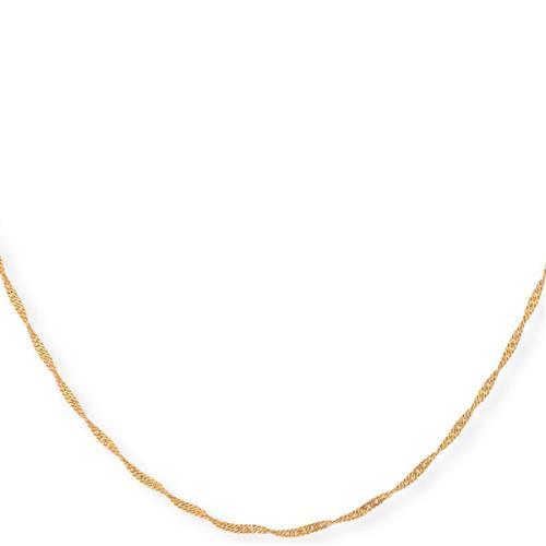 Corrente de Ouro 18k 45cm