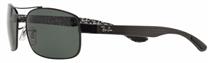 Óculos de Sol Unissex Ray Ban - RB8316.002/N562