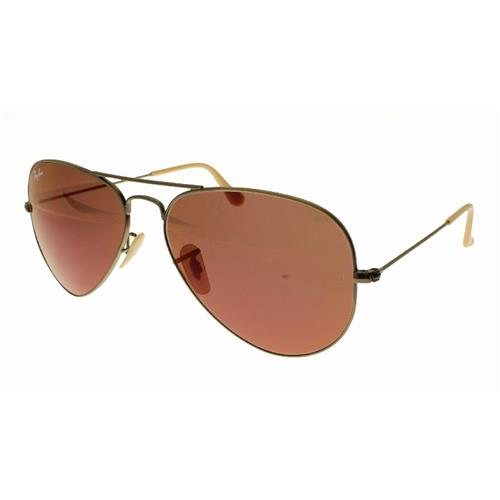 Óculos de Sol Unissex Ray Ban Aviator - RB3025.1672K58