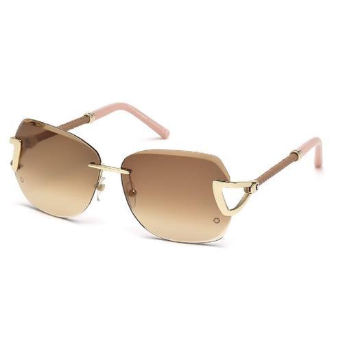 Óculos de Sol Feminino Mont blanc MB470S.32F/61
