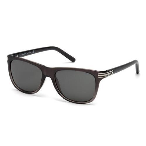 Óculos de Sol Masculino Mont blanc - MB502S.20D/56