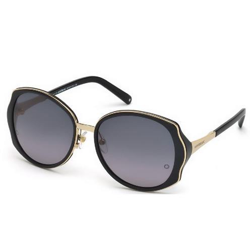 Óculos de Sol Feminino Mont blanc MB416S.01B/58