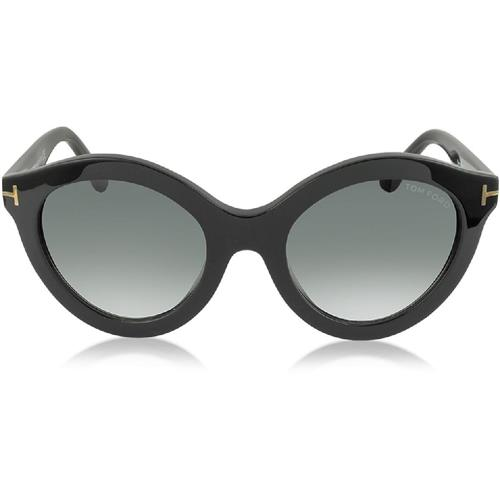 Óculos de Sol Feminino Tom Ford - FT0359.01B55