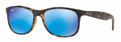 Óculos de Sol Unissex Ray Ban Andy    - RB4202.7109R55