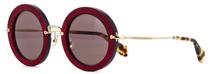 Óculos de Sol Feminino Miu Miu - MU08RS.U6A6X149