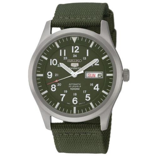 Relógio Masculino Seiko - SNZG09B1.E2EX