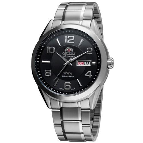 Relógio Masculino Orient - 469SS052G2SX