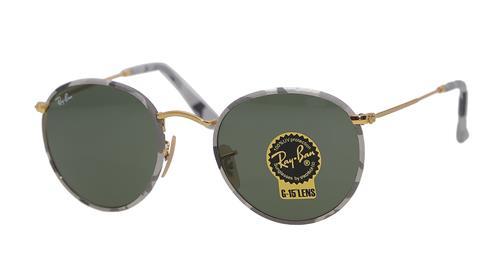 Óculos de Sol Unissex Ray Ban Round - RB3447JM.17150