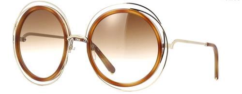 Óculos de Sol Feminino Chloé Coloured Carlina - CE120S 736