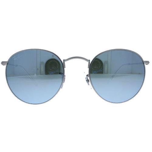 Óculos de Sol Unissex Ray Ban Round - RB3447L.019/3050