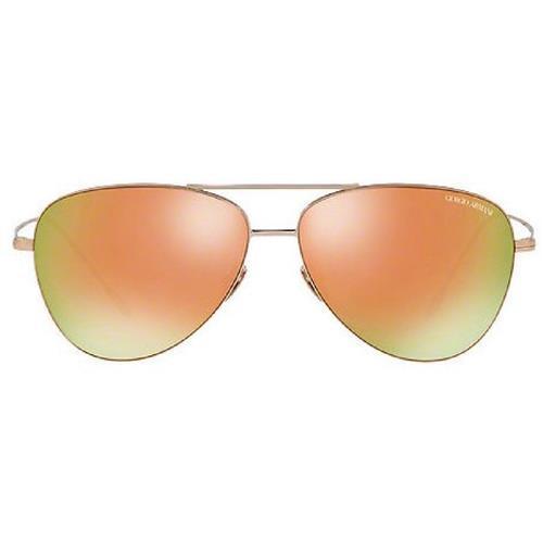 Óculos de Sol Masculino Giorgio Armani - AR6049.30114Z58