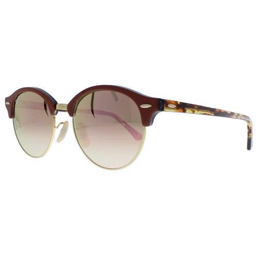 Óculos de Sol Unissex Ray Ban CLUBROUND - RB4246.12207O51