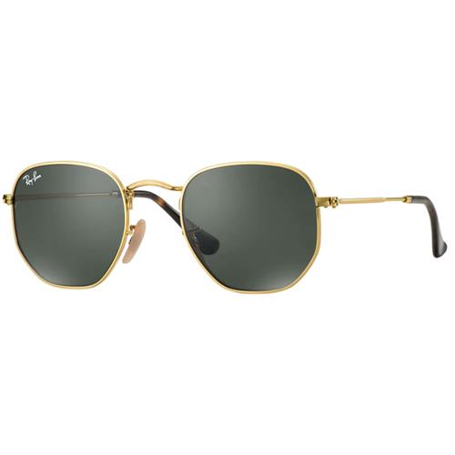 Óculos de Sol Unissex Ray Ban Hexagonal - 0RB3548N 001 54