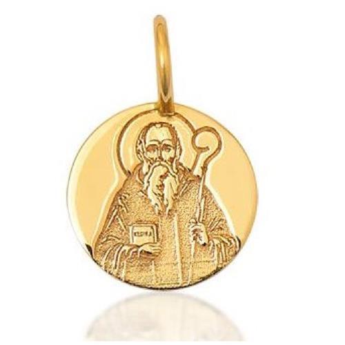 Pingente de Ouro 18k Charms de São Bento