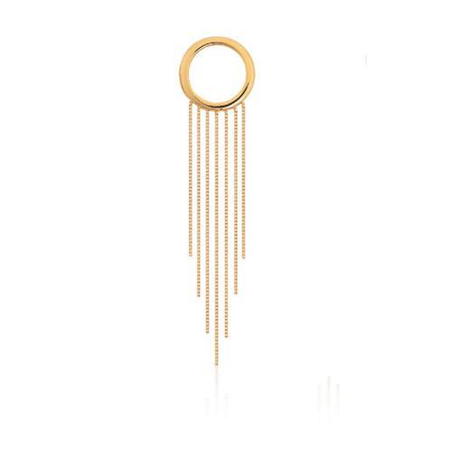 Pingente de Ouro 18k de Argola