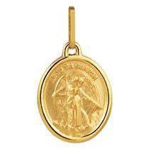 Pingente de Ouro 18k de Anjo da Guarda