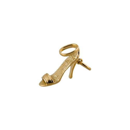 Pingente de Ouro 18k de Sandalia