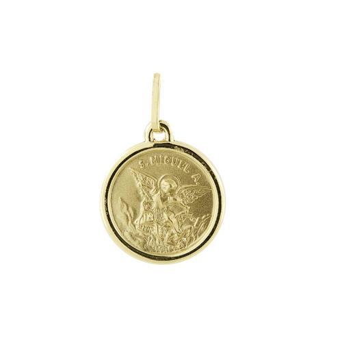Pingente de Ouro 18k de São Miguel de Arcanjo