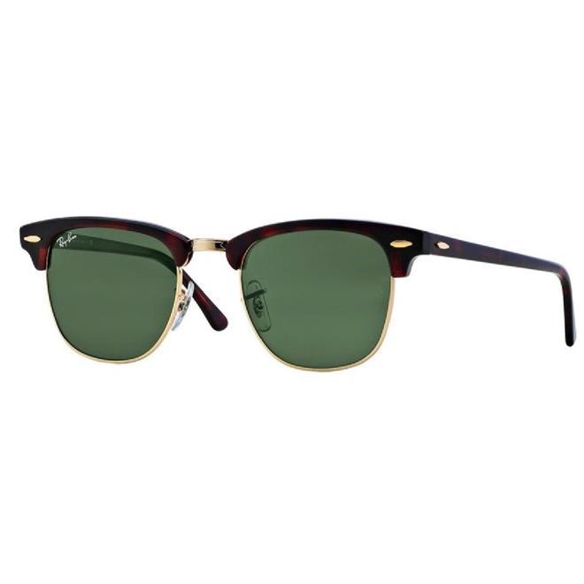 8be84b8c5d Óculos de Sol Unissex Ray Ban Clubmaster - RB3016.W036651 - RB3016 ...