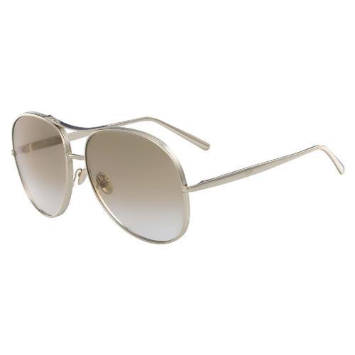 Óculos de Sol Feminino Chloé Nola     - CE127S 722