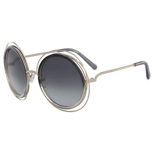 Óculos de Sol Feminino Chlóe Coloured Carlina - CE120S 774