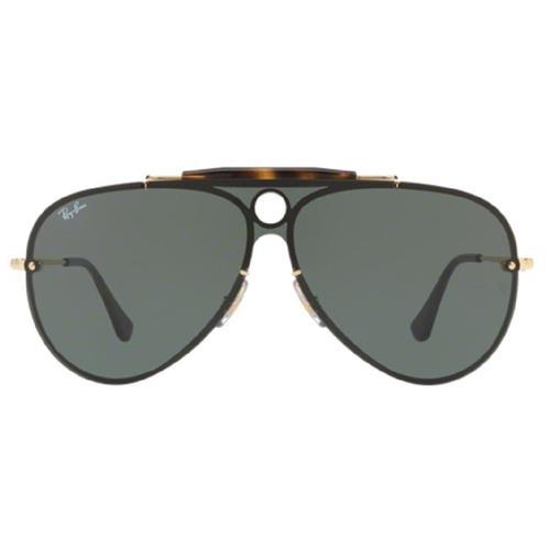 Óculos de Sol Unissex Ray Ban Blaze Shooter - RB3581N.001/7132